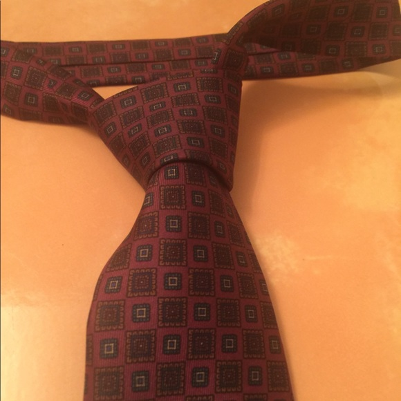 Fendi Other - Fendi Roma Tie